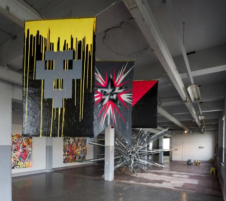 Ausstellung Daniel Ruanova | exhibition Daniel Ruanova