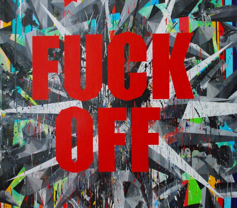 2009, acrílico sobre canvas, 180 x 160 cm
